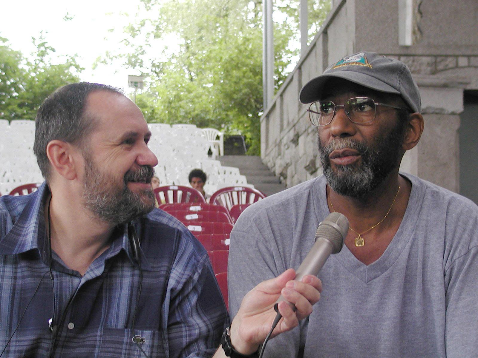 Naš novinar Davor Hrvoj u razgovoru s Ronom Carterom