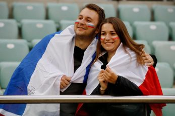 Ništa od navijača.../Foto REUTERS