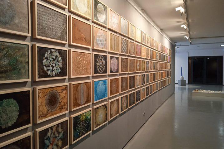 S izložbe u Galeriji Kortil