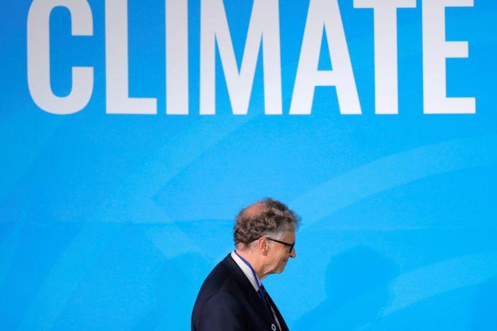 Bill Gates / REUTERS