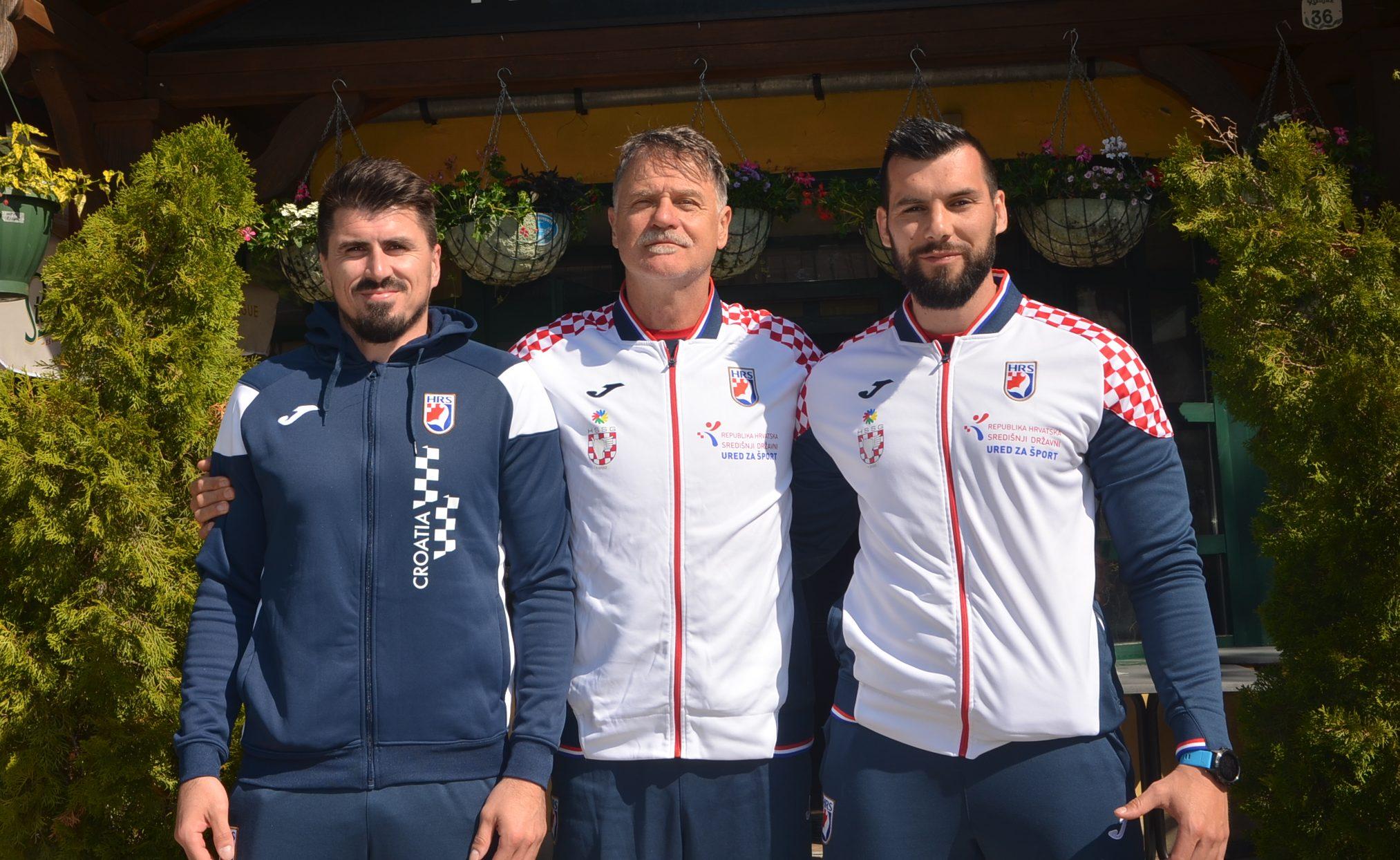 Tomislav Bošnjak, Mario Sirotić i Dragan Todorović/Foto: M. KRMPOTIĆ