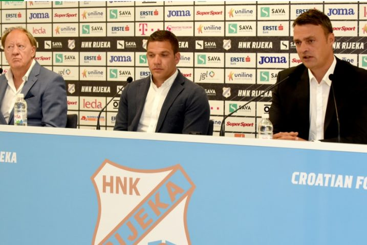 Srećko Juričić, Luka Ivančić i Robert Palikuća/Foto: M. GRACIN