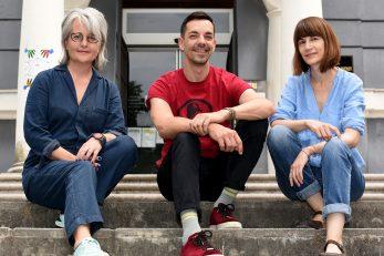 Lara Badurina, Stefano Katunar i Barbara Bourek / Foto Marko Gracin