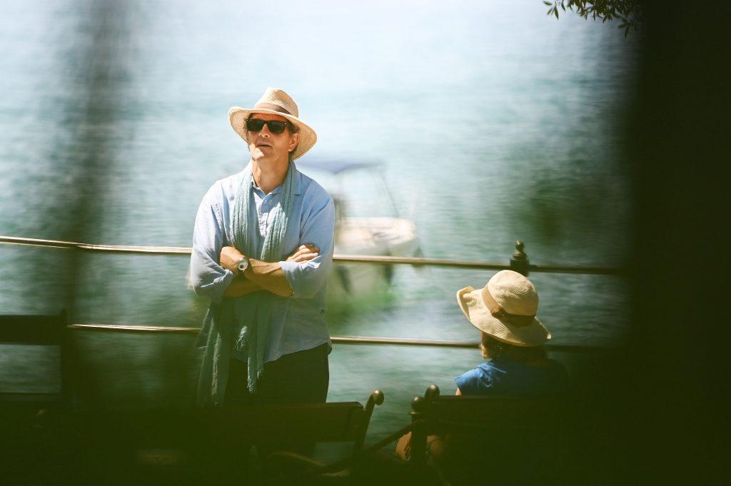 Monty Don u Parku Angiolina u Opatiji / Snimio: MATEO LEVAK