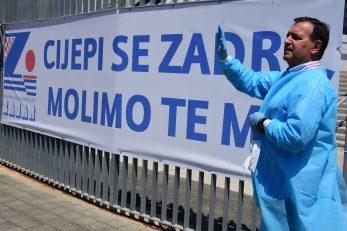 Vili Beroš / Foto Zadarski list