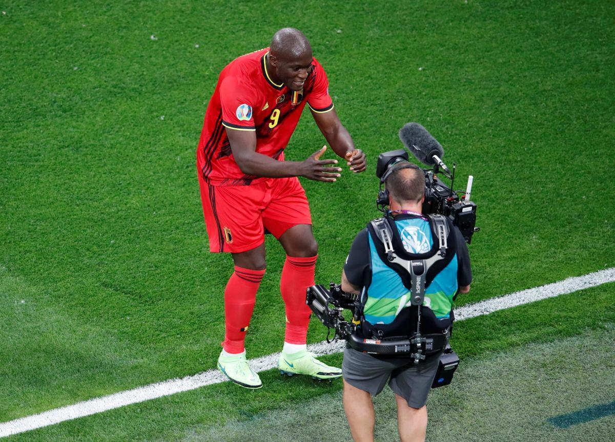 Romelu Lukaku/Foto REUTERS