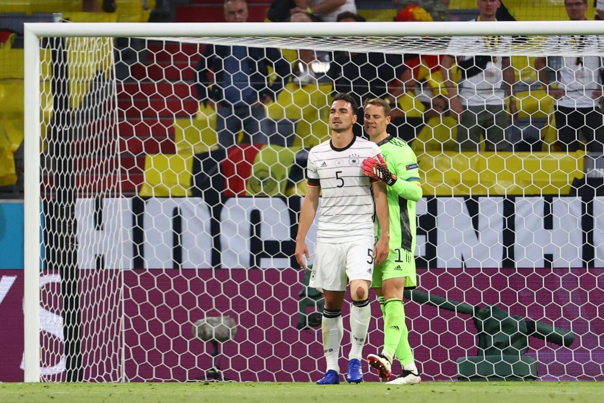 Mats Hummels i Manuel Neuer/Foto: REUTERS