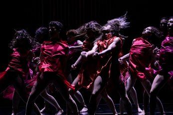 Balet »Plamteća voda« putuje u Šibenik / Foto FANNI TUTEK-HAJNAL