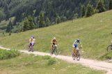 Biciklisti u Nacionalnom parku Sjeverni Velebit / Snimila D. PRPIĆ