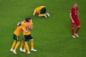 Slavlje Velšana/Foto REUTERS