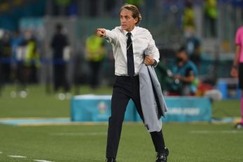 Izbornik Italije Roberto Mancini/Foto REUTERS