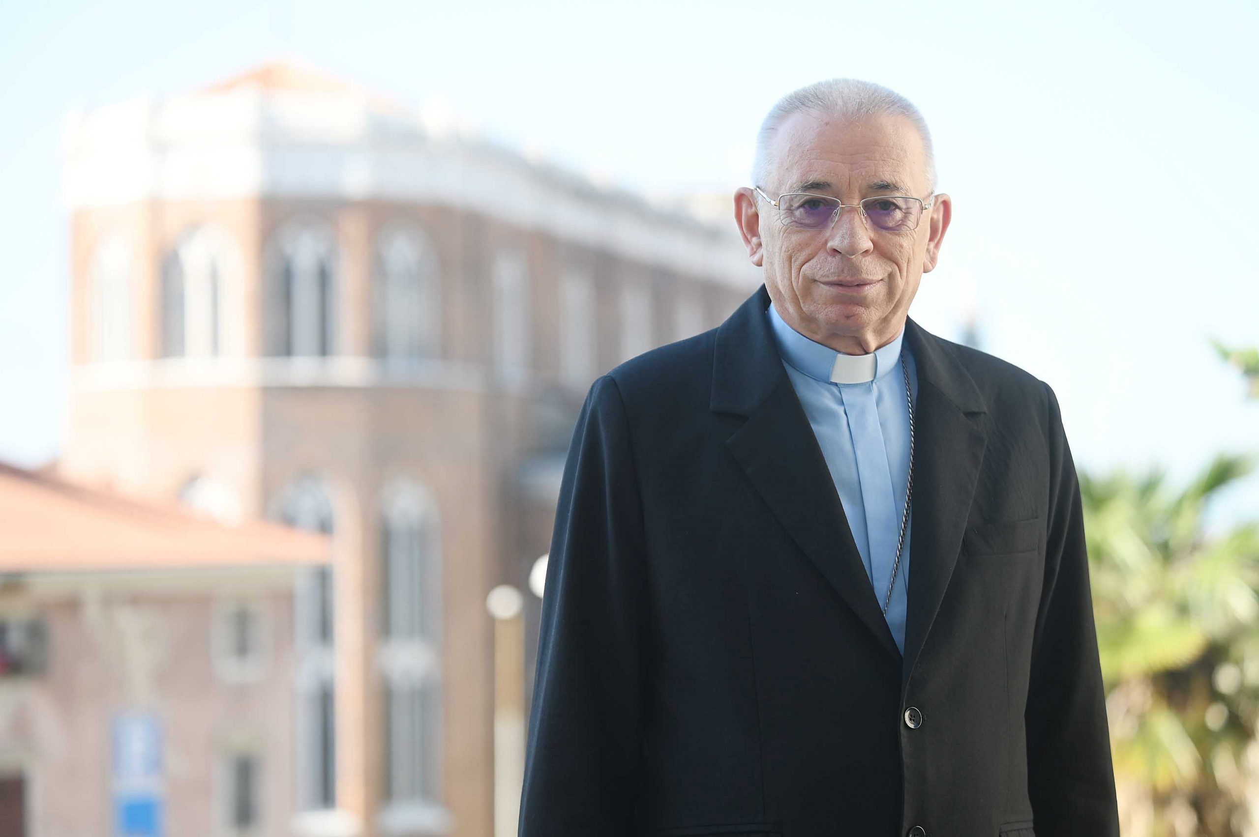 Mons. dr. Ivan Devčić / Snimio Mateo LEVAK