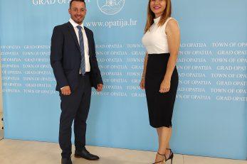 Domagoj Tramontana i Vera Aničić