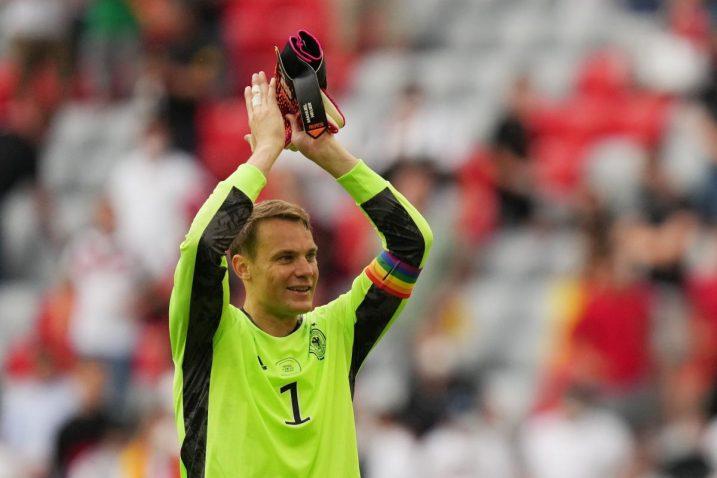 Manuel Neuer/Foto REUTERS