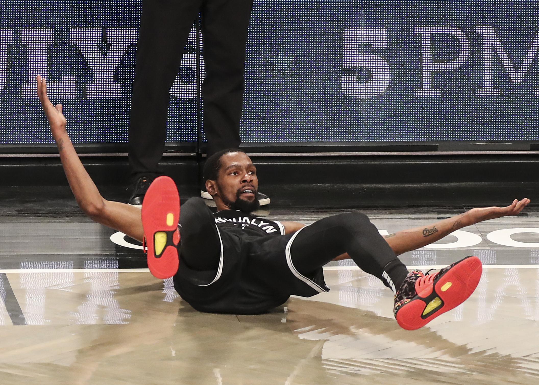 Kevin Durant/Foto REUTERS
