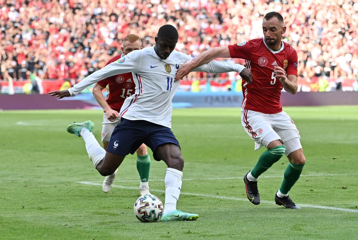 Ousmane Dembele/Foto REUTERS