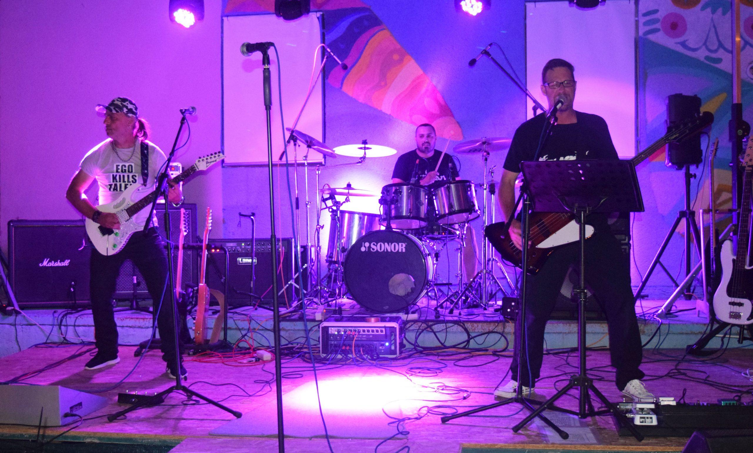 Nastup grupe Stormbringer / Foto Bojan Purić