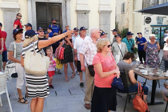 Upoznavanja gostiju sa znamenitostima Lovrana