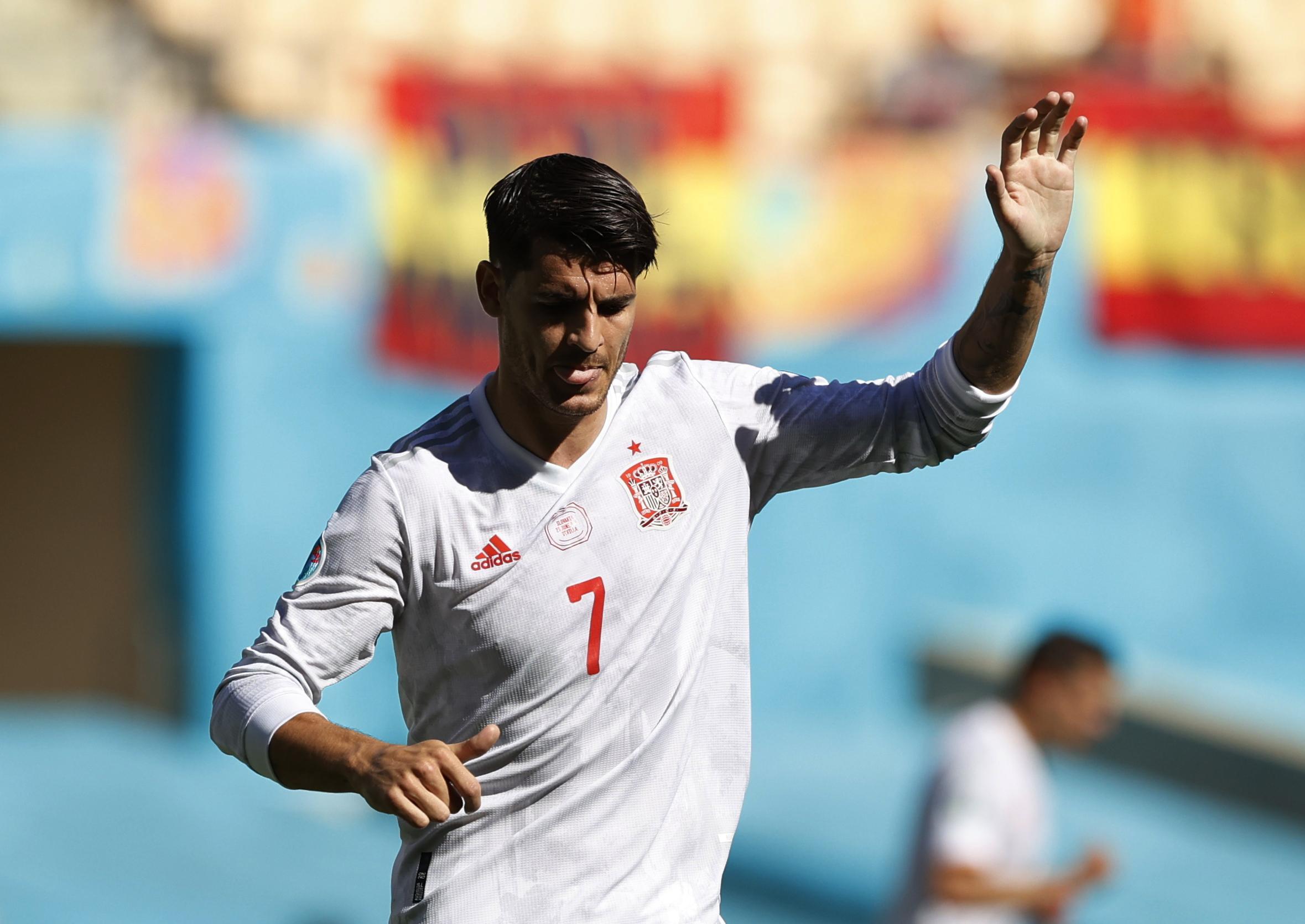 Alvaro Morata/Foto REUTERS