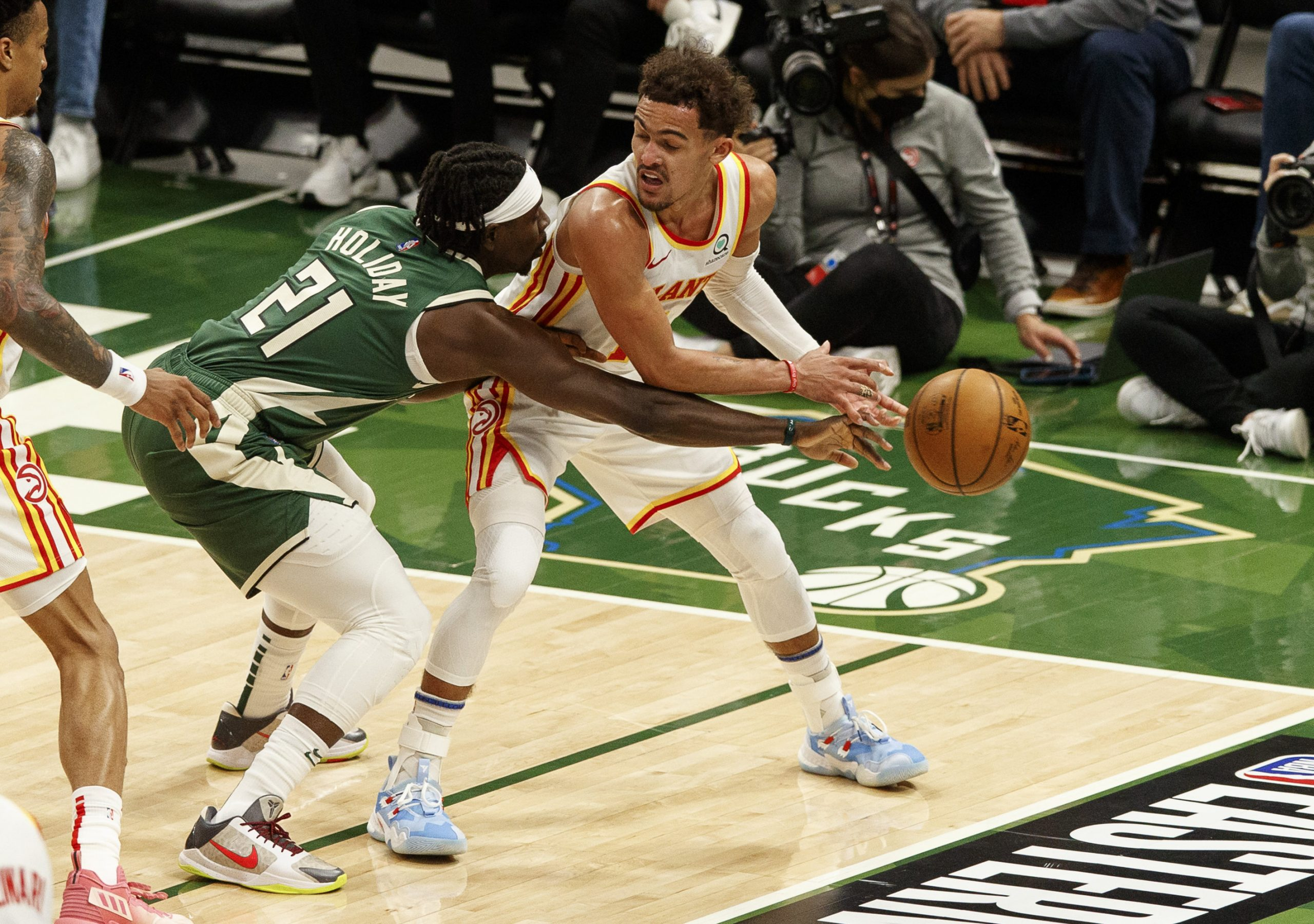 Trae Young/Foto REUTERS