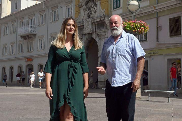 Nikolina Dječaj i Damir Konestra / Foto Vedran Karuza