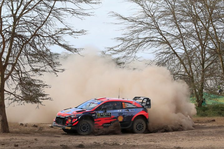 Thierry Neuville/Foto REUTERS