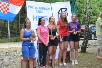 Ema Ivetić i Iris Despotović (desno) osvojile su broncu/Foto: M. KRMPOTIĆ