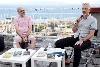 Ivica Đikić i Zoran Žmirić / Snimio Sergej DRECHSLER