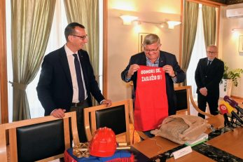 Marko Filipović i Vojko Obersnel / Foto: V. KARUZA