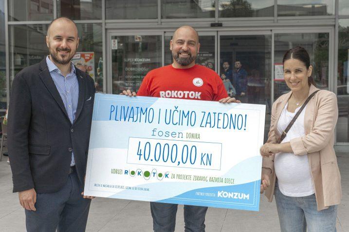 Ivan Širanović, Domagoj Jakopović Ribafish i Nina Andrijanić