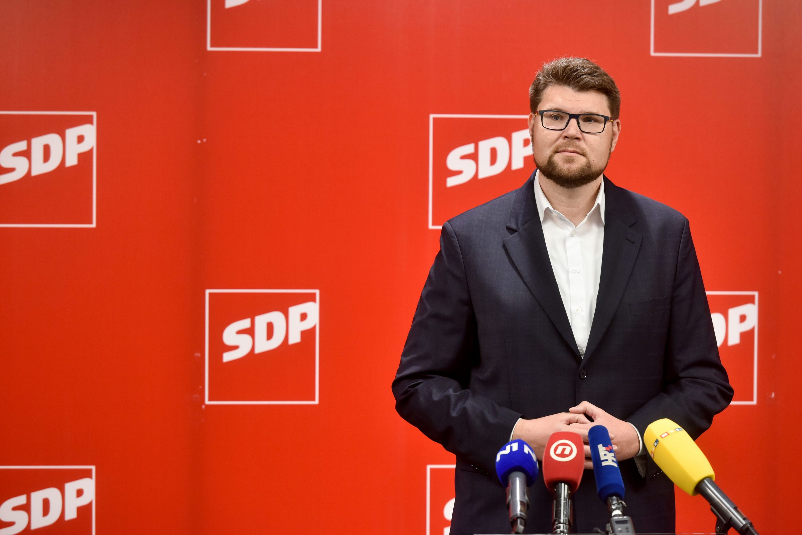 Peđa Grbin / Photo: Davorin Visnjic/PIXSELL