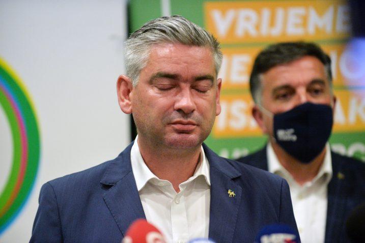 Boris Miletić / Photo: Sasa Miljevic/PIXSELL