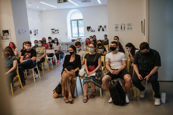 S otvorenja društvenog hackatona / Foto CTK Rijeka