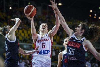 Iva Slošnjak/Foto: FIBA