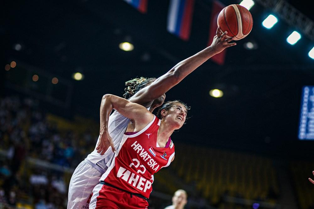 Lea Miletić/Foto FIBA