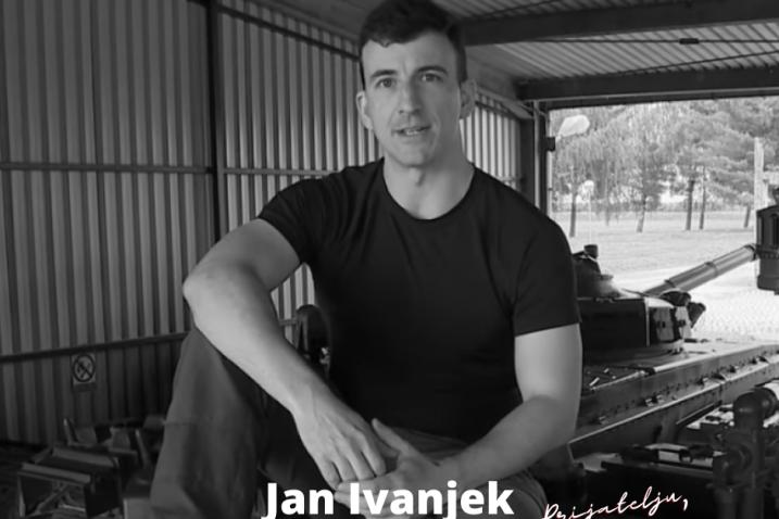 Jan Ivanjek / Foto Facebook