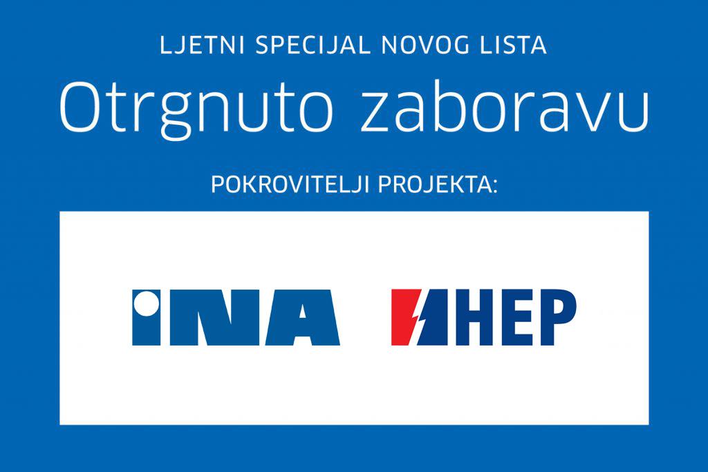 Otrgnuto zaboravu logo Ina HEP