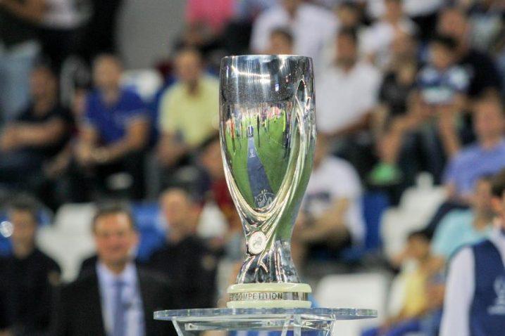 UEFA Superkup - pehar