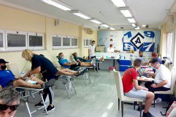 S akcije darivanja krvi