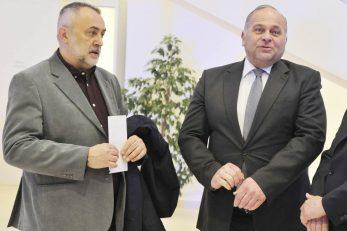 Renato Kunić i Kazimir Bačić / Foto Sergej Drechsler