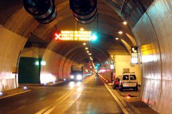 Ilustracija tunela Mala Kapela / Foto Darko Pajić