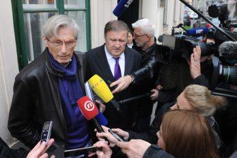 Tomislav Horvatinčić i Velimir Došen / Foto: Novi list