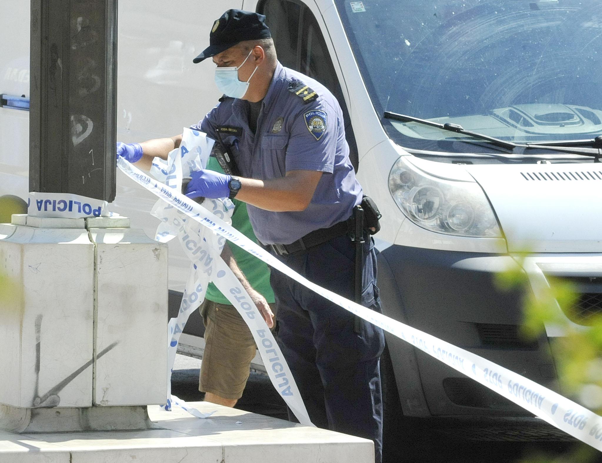 Ilustracija policijskog očevida (ne prikazuje osobe ni događaj iz teksta) / Foto Sergej Drechsler