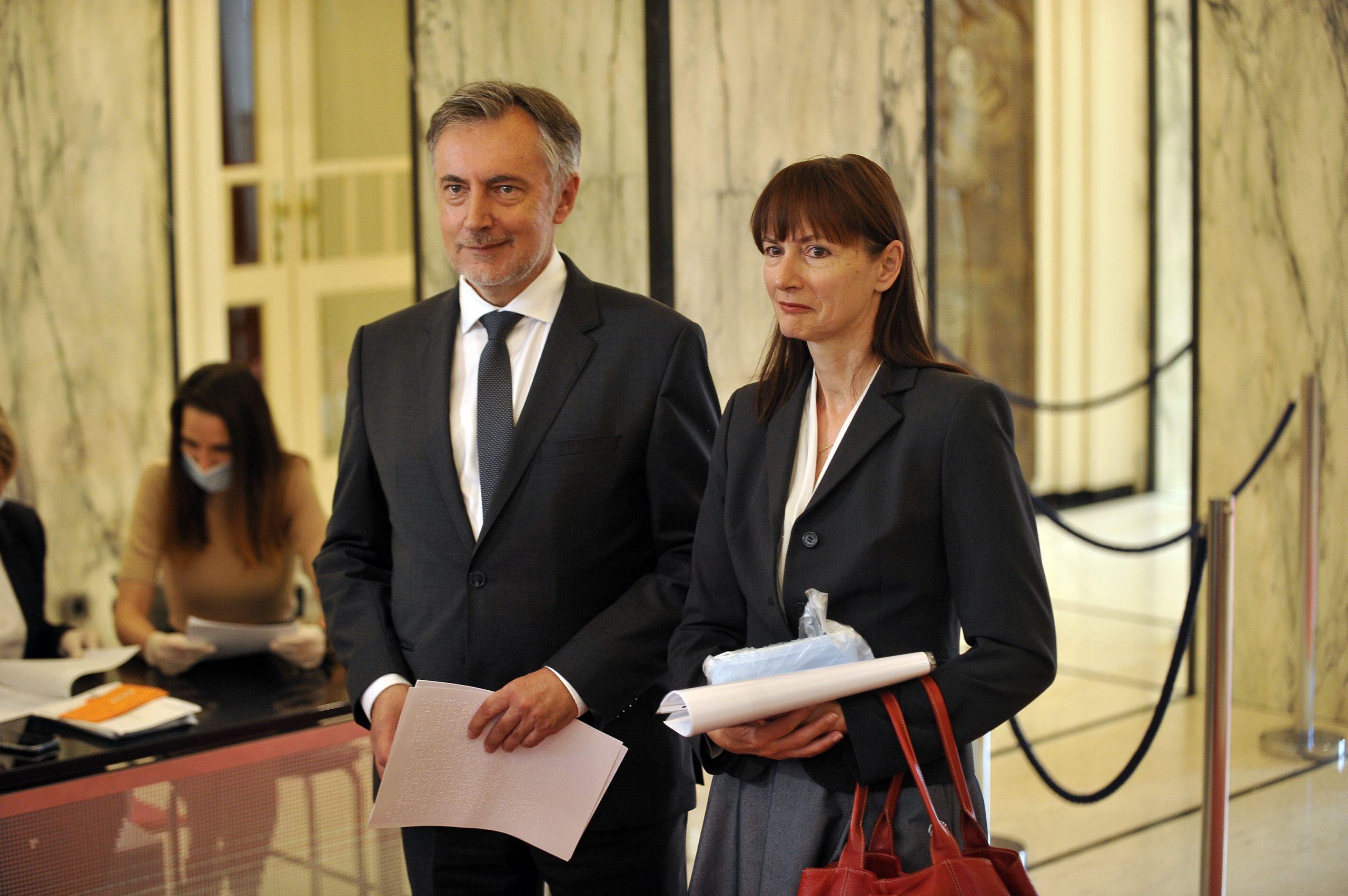 Miroslav Škoro i Vesna Vučemilović / Foto Davor Kovačević