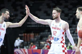 Roko Leni Ukić, Pavle Marčinković i Bojan Bogdanović/Foto PIXSELL