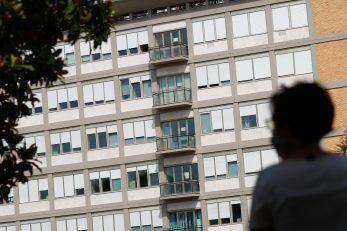 Bolnica Gemelli / Reuters