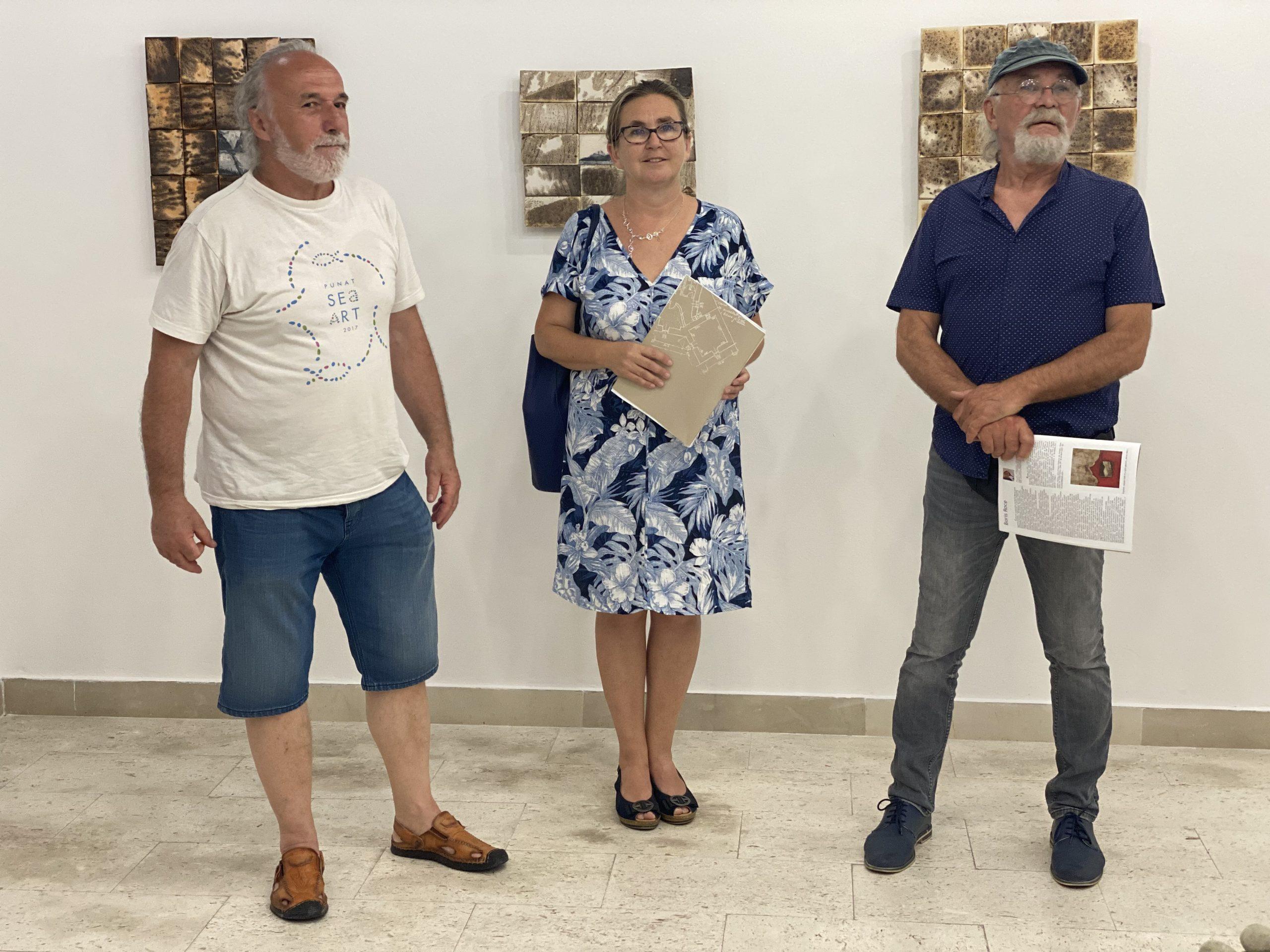 Boris Roce, Jasna Rodin i Ivan Balažević