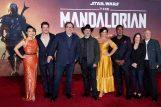 Ekipa serije »The Mandalorian«, Foto: REUTERS