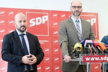 Gordan Maras i Joško Klisović / Foto Sanjin Strukic/PIXSELL