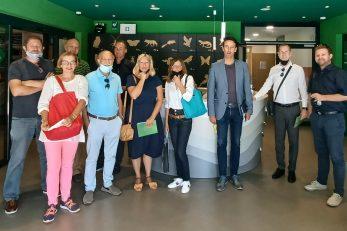 Članovi Turističkog vijeća na Učki